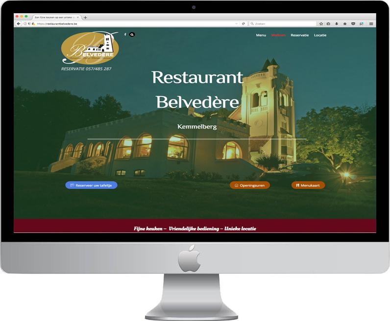 Restaurant Belvedère - Kemmelberg